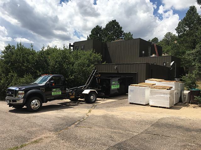 commercial dumpster rental colorado springs
