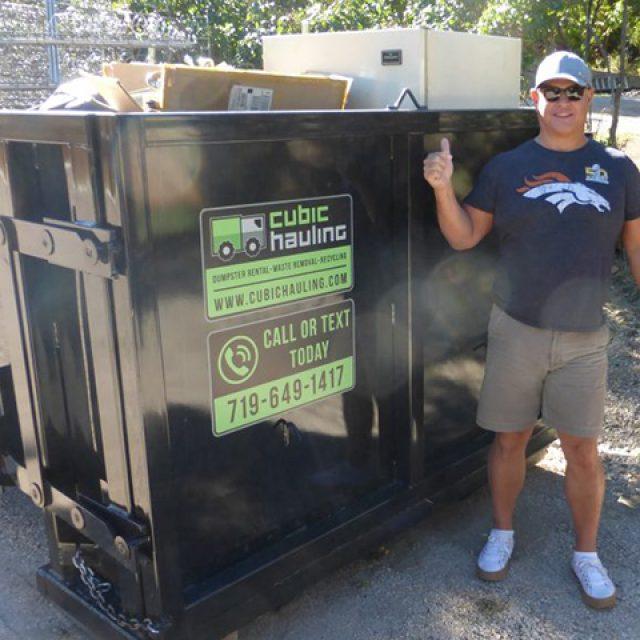ratings reviews dumpster colorado springs