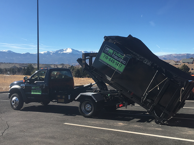 dumpster prices colorado springs
