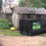colorado springs demolition dumpster