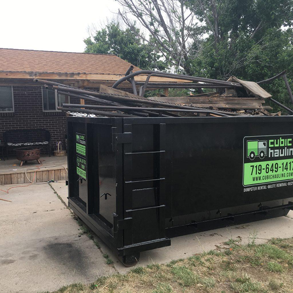 Dumpster Dont's
