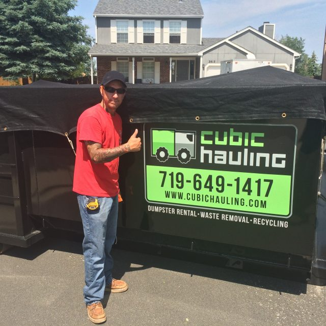 dumpster rental colorado springs