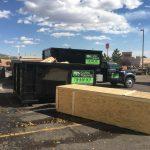 restaurant remodeling dumpster rental