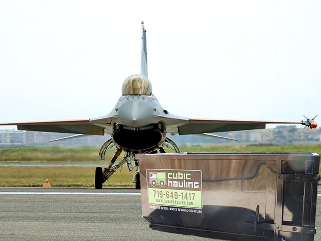 dumpster rental air force academy