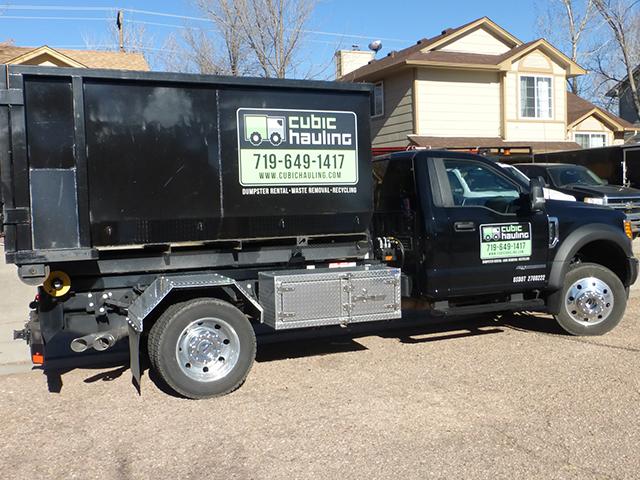 dumpster rental briargate co
