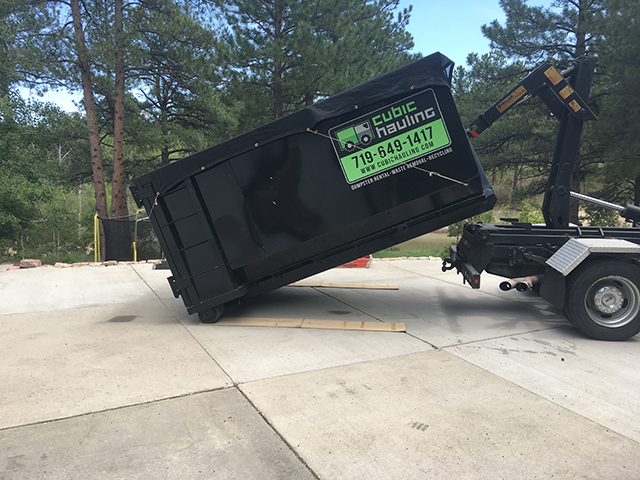 dumpster rental ivywild co