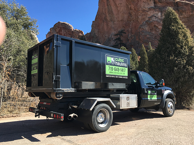 dumpster rental rockrimmon co