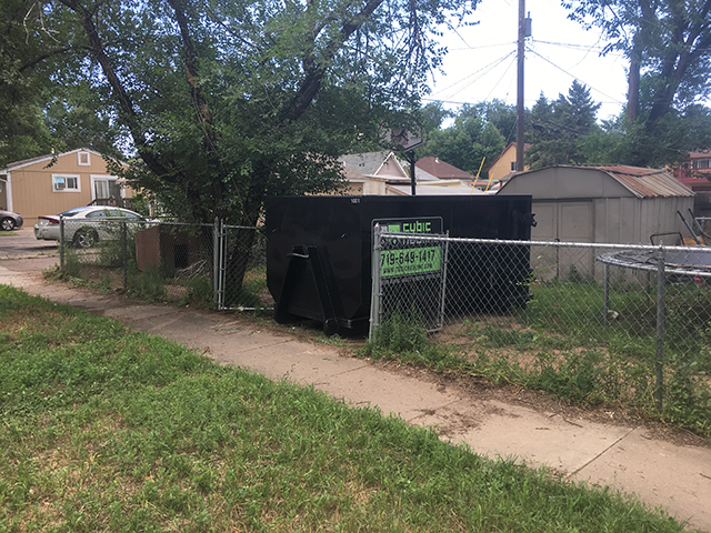 dumpster rental woodmoor co