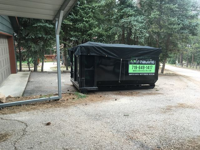 dumpster rental cascade co
