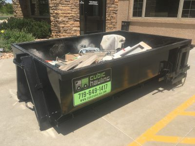 5 yard dumpster rental colorado springs