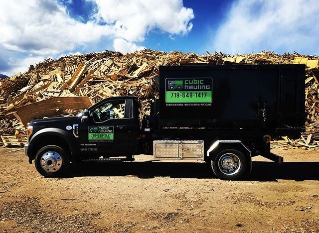 order dumpster rental colorado springs