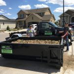 sod removal dumpster rental colorado springs